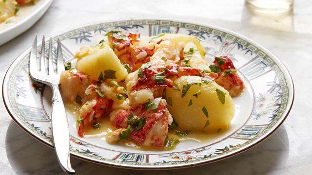 Lobster-orangetarragon